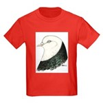 West of England Pigeon Kids Dark T-Shirt