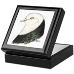 West of England Pigeon Keepsake Box