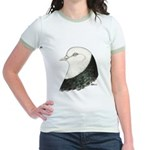 West of England Pigeon Jr. Ringer T-Shirt