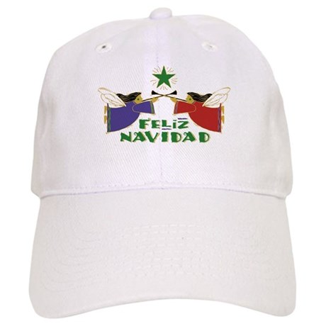 Feliz Navidad Cap