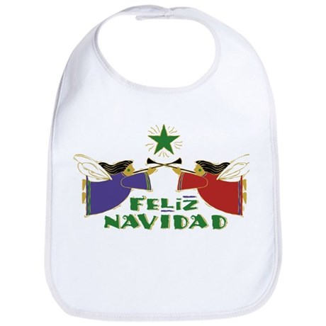 Feliz Navidad Bib