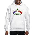 Feliz Navidad Hooded Sweatshirt