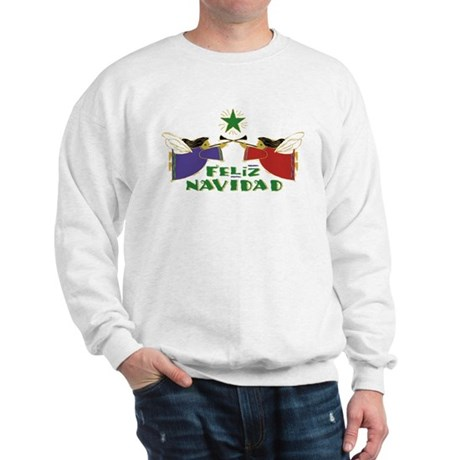 Feliz Navidad Sweatshirt