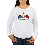 Feliz Navidad Women's Long Sleeve T-Shirt