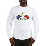 Feliz Navidad Long Sleeve T-Shirt