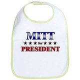MITT for president Bib