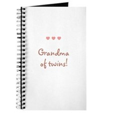 Grandma of twins! Journal