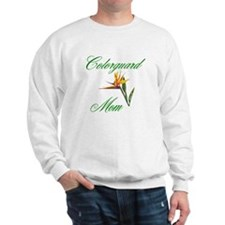 Colorguard Mom Sweatshirt
