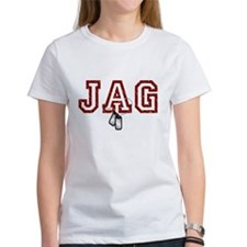 jag stars and stripes 4 Tee