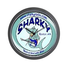 Sharky Wall Clock