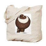 Pouter Pigeon Tote Bag