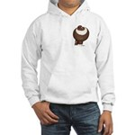 Pouter Pigeon Hooded Sweatshirt