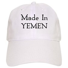 Made In Yemen Baseball Cap