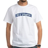 SCHWEITZER design (blue) Shirt