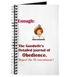 The Goodwife's Journal of Obedience