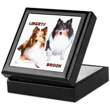 Libby/Brook Keepsake Box