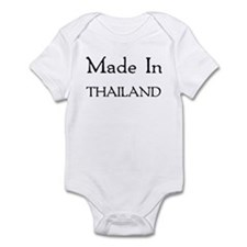Made In Thailand Infant Bodysuit