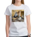 Domestic Flights Three Women's T-Shirt