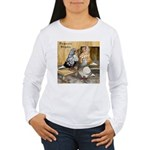 Domestic Flights Three Women's Long Sleeve T-Shirt