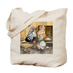 Domestic Flights Three Tote Bag