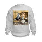 Domestic Flights Three Kids Sweatshirt