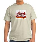 Retro Chicago Light T-Shirt