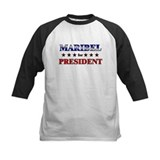 MARIBEL for president Tee