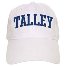 TALLEY design (blue) Baseball Cap