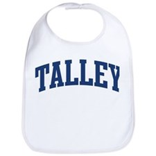 TALLEY design (blue) Bib
