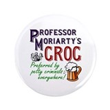 "Professor Moriarty's Grog 3.5"" Button"