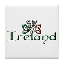 Ireland Tile Coaster