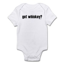 Got Whiskey? Infant Bodysuit