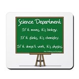 Science Dept Mousepad