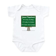 Science Dept Infant Bodysuit
