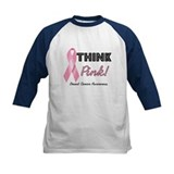 Think Pink Breast Cancer Tee