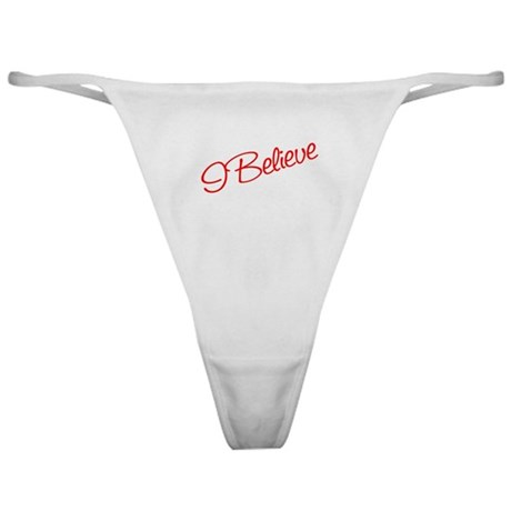 I believe Classic Thong