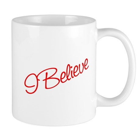 I believe Mug