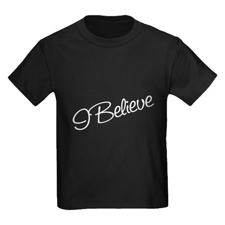 I believe Kids Dark T-Shirt