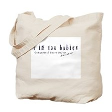 Cool 1 in 100 Tote Bag