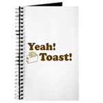 Yeah! Toast! Journal