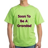 Soon To Be A Grandad T-Shirt