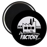 "Action Figure Factory.COM 2.25"" Magnet (10 pack)"