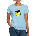 Smiley Pirate Women's Light T-Shirt