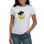 Smiley Pirate Women's T-Shirt