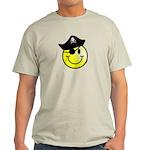 Smiley Pirate Light T-Shirt