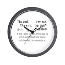 The end,  Wall Clock