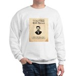 Doc Holliday Wanted Sweatshirt
