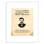 Doc Holliday Wanted Small Poster