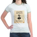 Doc Holliday Wanted Jr. Ringer T-Shirt