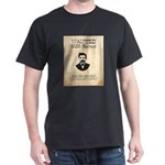 Doc Holliday Wanted Dark T-Shirt